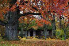 Осенние путешествия за небольшую цену