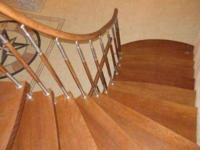 Подбор дизайна лестницы