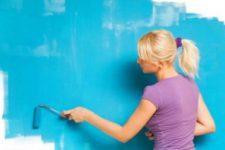 Инструкция по окрашиванию стен