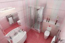 Интерьер ванной комнаты. Подбираем сантехнику