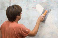 Ремонт квартиры: штукатурим стены