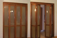 Двери. Раздвижные и складные