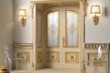 Элитные деревянные двери