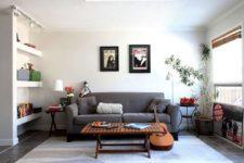 Идеи расстановки мебели в интерьере