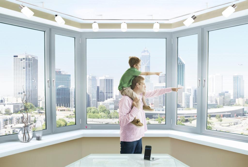 Металлопластиковые окна и их значения для комфорта в помещениях