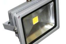 Прожектор с датчиком движения — инструкция по подключению