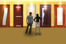 Межкомнатные двери. Выбор межкомнатной двери