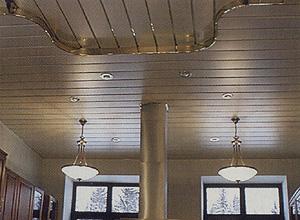 Такие разные потолки!