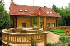 Деревянные дома и их конструкция