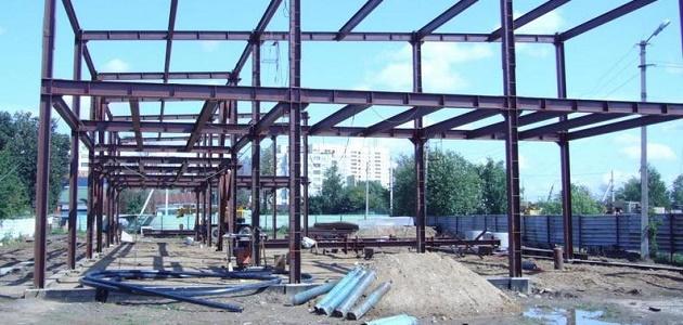 Металлоконструкции в частном строительстве