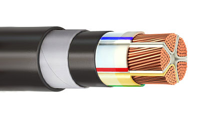 Бронированные силовые кабеля