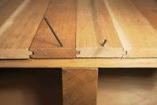 Особенности ремонта деревянного полового покрытия