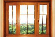 Преимущество деревянных окон