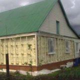 Утепление домов различного типа
