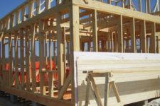 Строительство дома по каркасно – рамочной технологии
