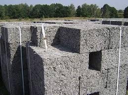 Арболитовые блоки в строительстве