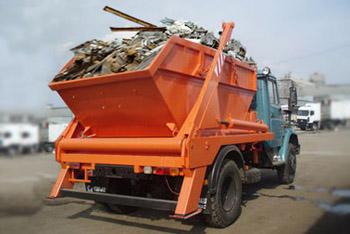 Вывоз мусора, металлолома, хлама!