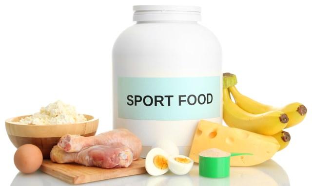 Спортивное питание от магазина «Бицепс»