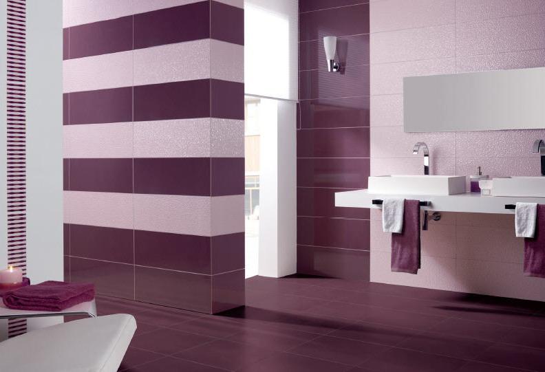 Купить керамическую плитку для создания яркого и современного дизайна в интерьере