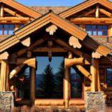 Деревянный дом. Польза для здоровья
