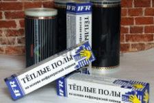 Инфракрасная карбоновая пленка для теплого пола — особенности, преимущества