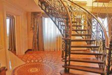 Лестница: как сделать дом практичным и красивым