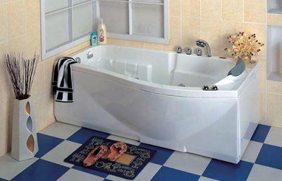 Самостоятельная установка раковины в ванной.