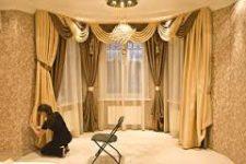 Выбираем шторы и тюль в комнату