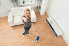 7 секретов быстрой уборки дома
