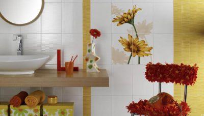Как правильно выбрать керамическую плитку для ванной комнаты
