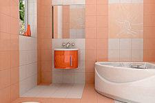 Выбор материалов для ремонта ванной под ключ