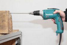 Как выбрать дрель шуруповерт аккумуляторную для дома
