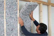 Звукоизоляция межэтажных деревянных перекрытий – выбор материала и способ устройства