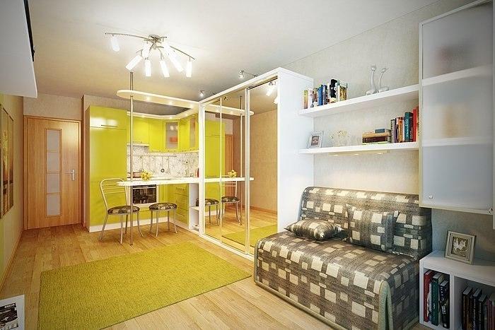 Судьба маленьких квартир