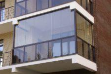 Качественное остекление балконов от компании «Монферран»