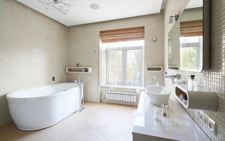 Стилистические решения в оформлении ванной комнаты