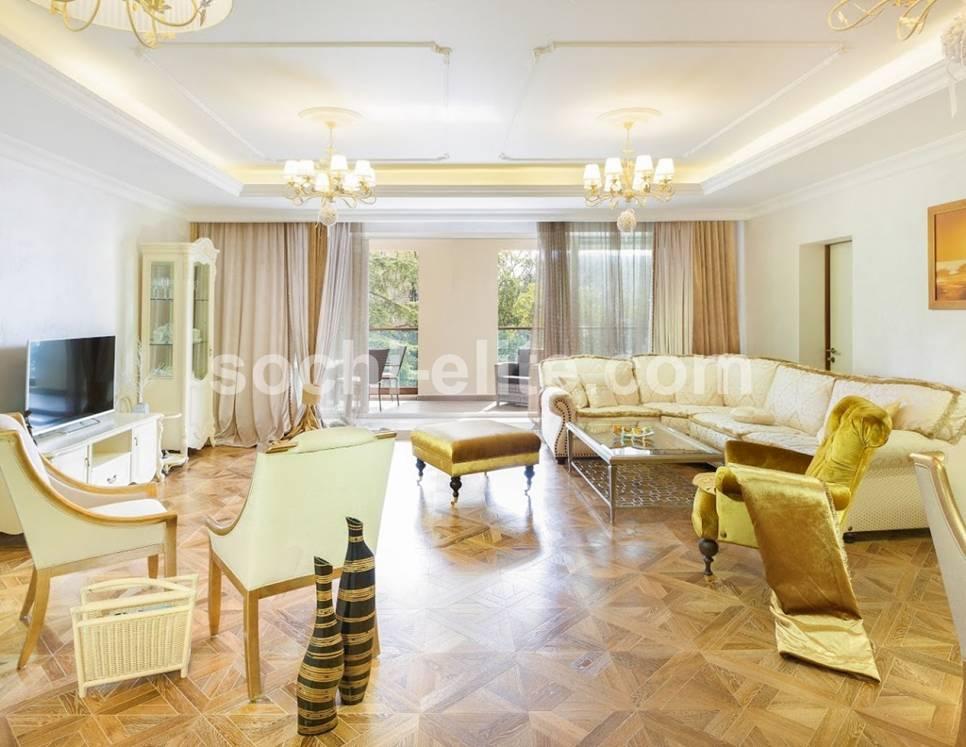 Почему стоит купить элитную квартиру именно в Сочи