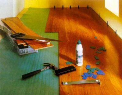 Классификация напольных покрытий