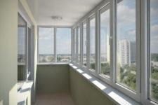 Преимущество остекления лоджий и балконов