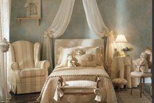 Идеальный романтизм в дизайне интерьера