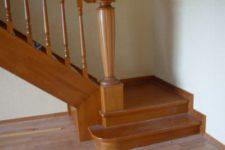 Выбираем лестницу в загородный дом