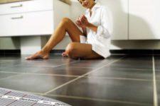 Инфракрасные теплые полы или как сэкономить на обогревании?