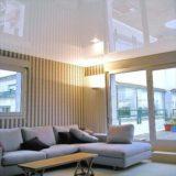 Натяжные потолки и их выбор