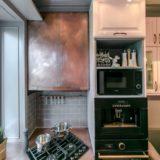 Металлические кухонные шкафы возвращаются из прошлого