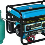 Газовый генератор лучше