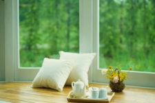 Способы ухода за металлопластиковыми окнами