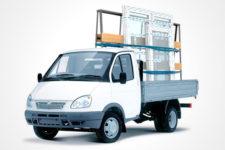 Важные условия транспортировки пластиковых окон