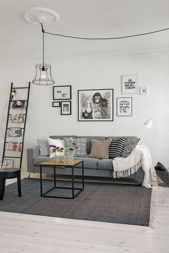 Секреты, как сделать тесную квартиру комфортной