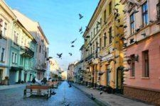 Архитектурная сказка города Черновцы