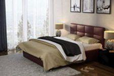 Кровать. Матрас для кровати